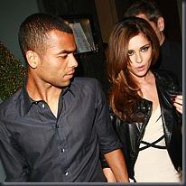 Ashley and Cheryl Cole © PA