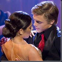 Are Cheryl Cole and Derek Hough really dating? (Rex)