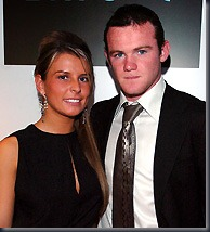 Wayne and Coleen Rooney, PA  Photos
