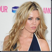Abbey Clancy, PA