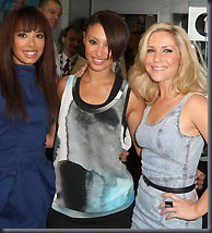 Sugababes - Jade, Amelle and Heidi (Rex)