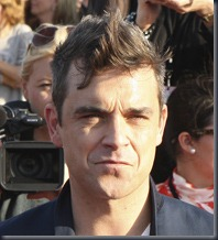 Robbie Williams, PA Photos