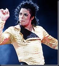Michael Jackson in 1993 (Rex)
