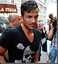 Peter Andre (PA Photos)