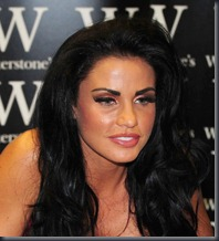 Katie Price, PA Photos