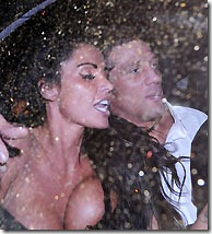 Katie Price and Alex Reid (Rex)